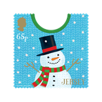 Jersey Post stamp